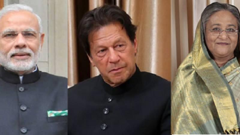 India's Modi, Bangladesh's Hasina extend best wishes on Pakistan Day