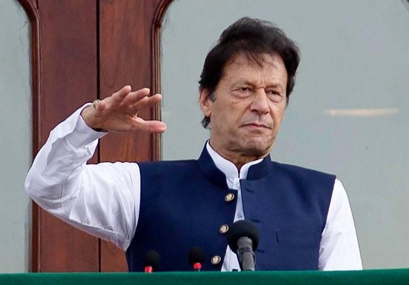 Pakistan 'back on track to become welfare state based on Riyasat-i-Madina principles'