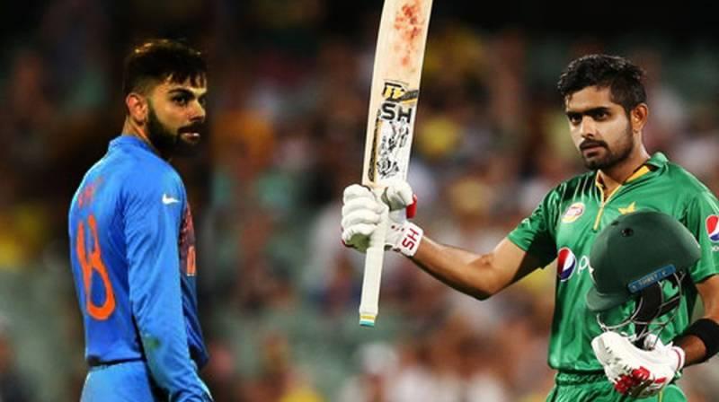 Can Babar Azam overtake Virat Kohli as world's top ODI batsman?