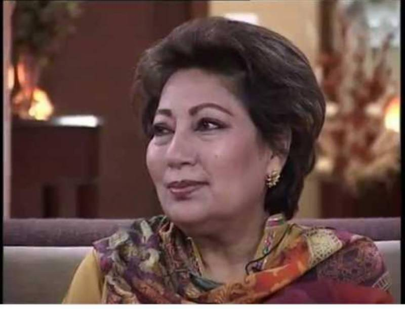 Kanwal Naseer – PTV's first female voice and first female face is no more!