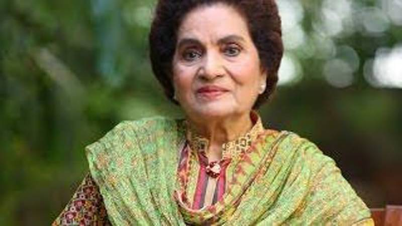 Pakistani celebs condole death of Haseena Moin