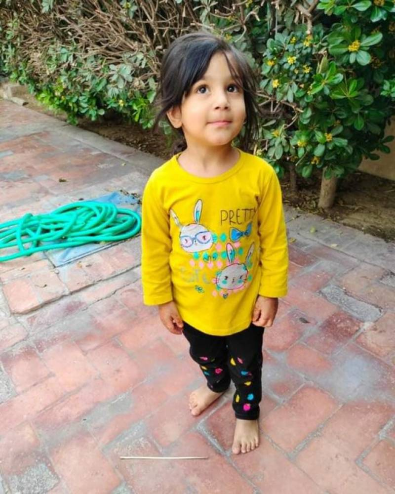 #JusticeforHareem – 3-year-old found murdered after assault in Kohat