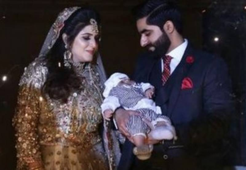 Pakistani child makes history by attending marriage ceremony of his parents (DP Exclusive)