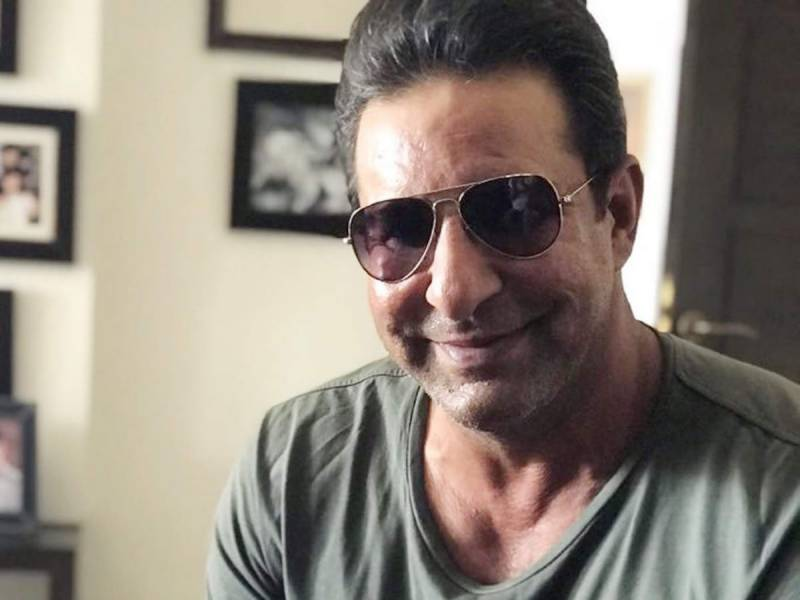 Wasim Akram has a Plan B for Pakistanis not following Covid-19 SOPs in 'testing times' (VIDEO)