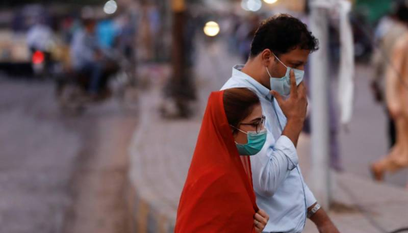 6-month jail for not wearing masks in Lahore as COVID-19 cases surge