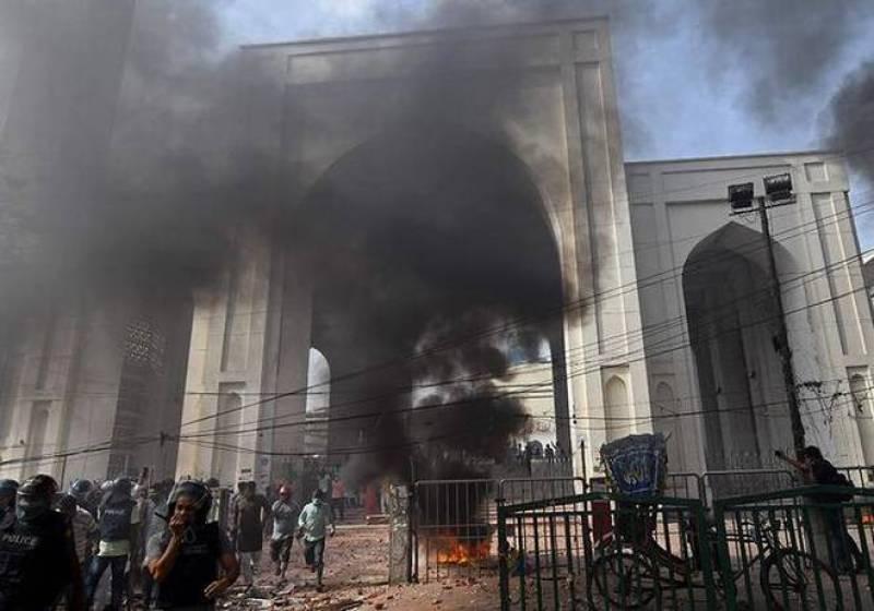 Bangladesh deploys border guards after violent anti-Modi protests