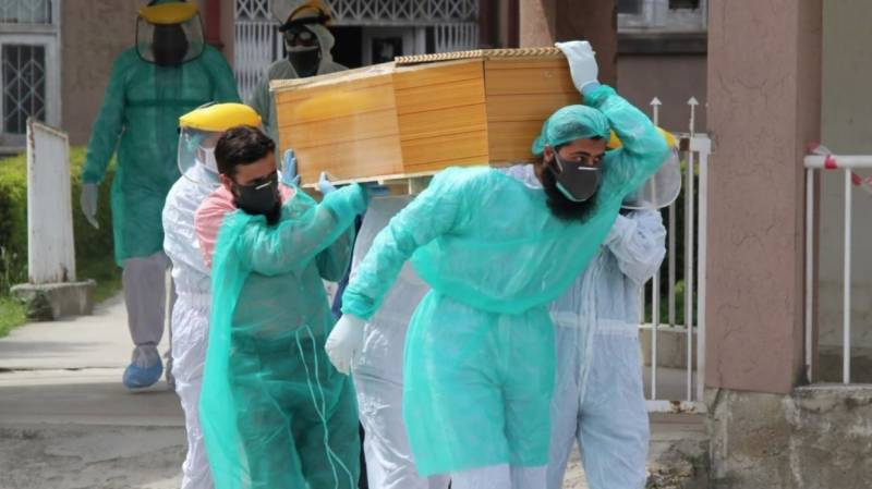 Pakistan reports over 4,000 new Covid-19 cases for second day in a row