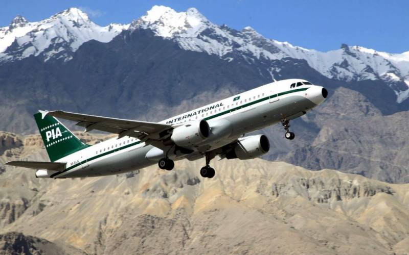 PIA announces Lahore-to-Skardu flights