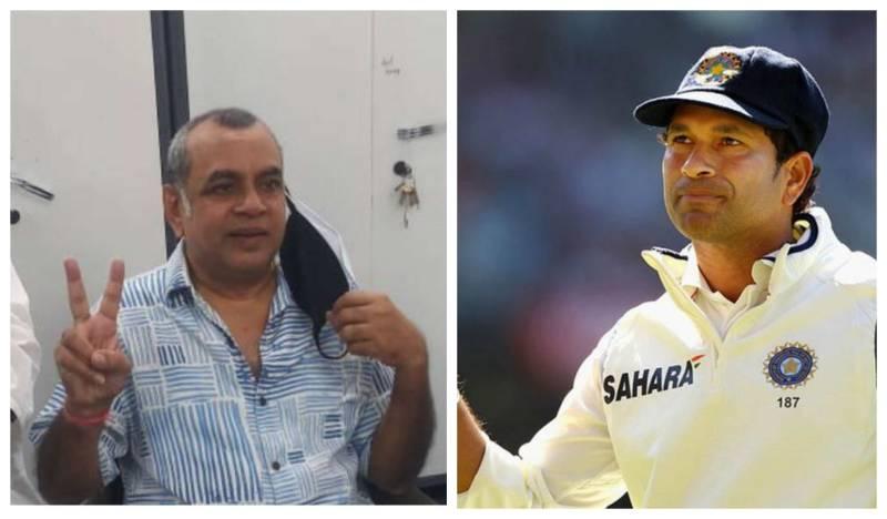 Sachin Tendulkar, Paresh Rawal test positive for Covid-19