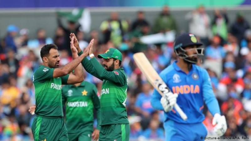 Pakistan ranks better than India in Cricket World Cup Super League standings