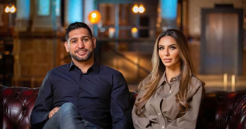 Meet the Khans - Boxer Amir Khan and Faryal Makhdoom spill the beans about their public life