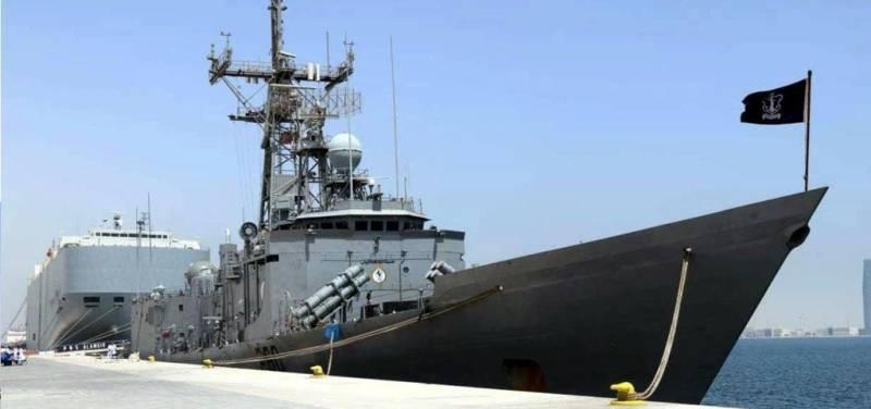 Asad Al Bahr-II – Pakistan, Qatar hold naval drills