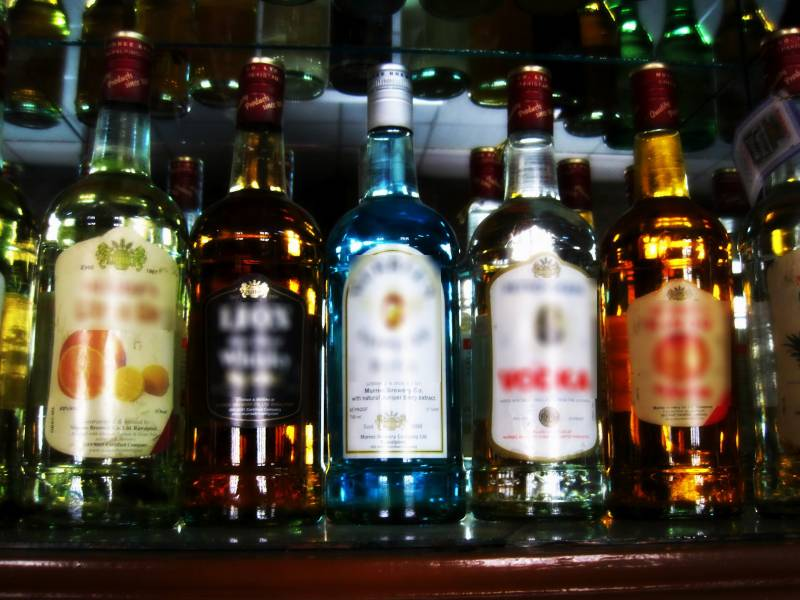 Chinese company gets licence to manufacture liquor in Pakistan: reports
