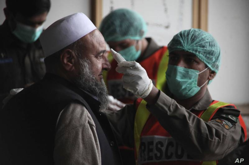 Pakistan reports over 4,000 new Covid19 cases for the 4th day in a row