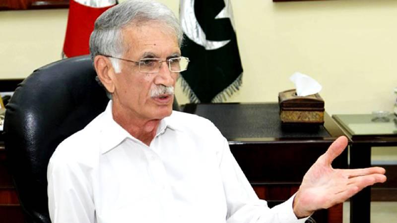 Pakistan's Defence Minister Pervez Khattak contracts COVID-19