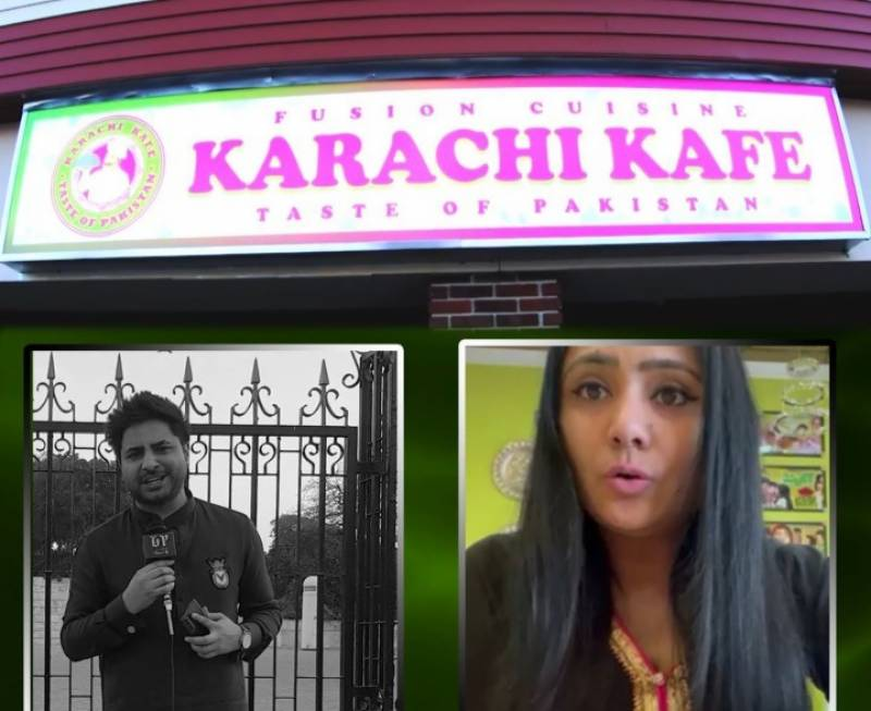 Meet the owner of Karachi Kafe in United States (Daily Pakistan Exclusive)