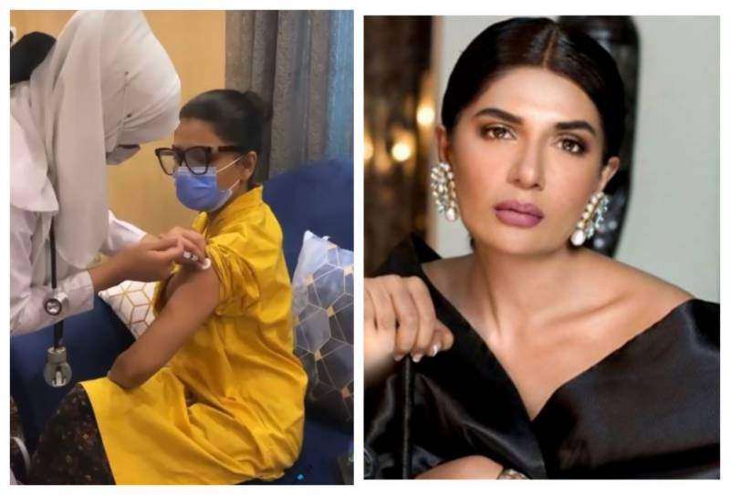 PM Imran's aide slams Iffat Omar for 'jumping queue' to get vaccinated