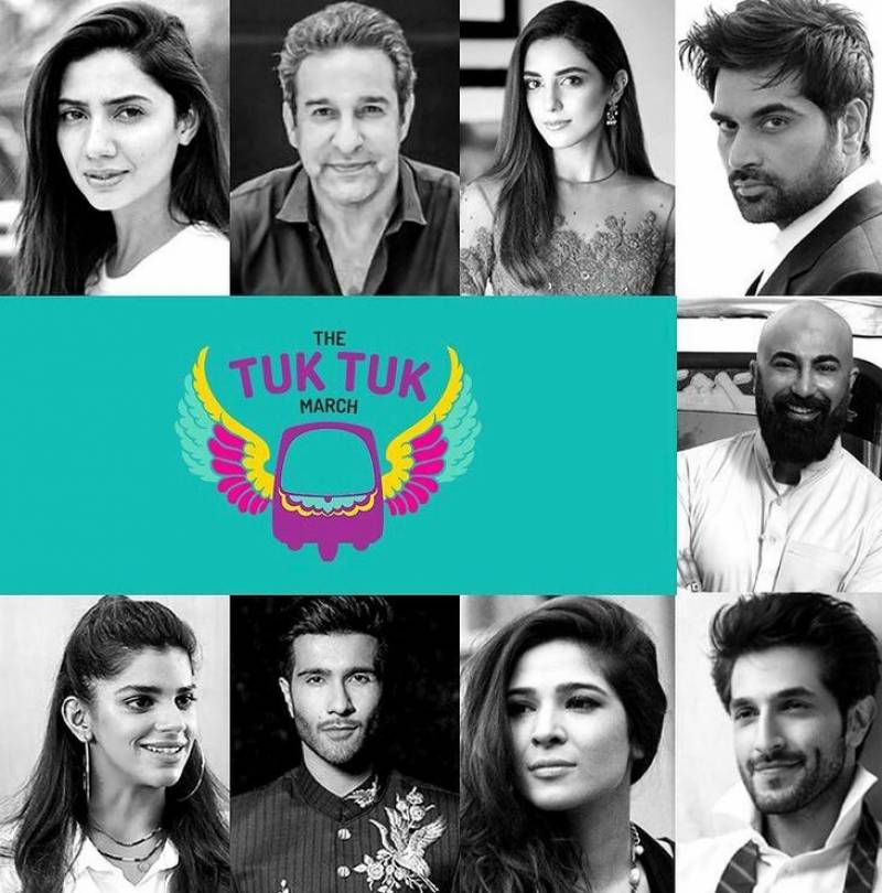 #TukTukMarch – HSY brings the biggest names of the industry together for disability inclusion (PICS & VIDEOS)