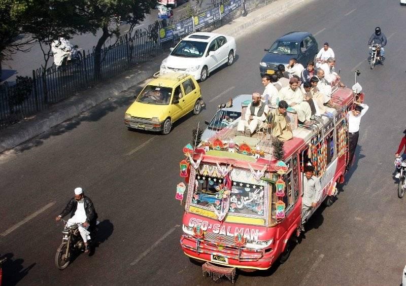 Sindh announces inter-provincial transport ban