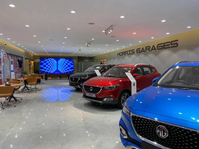 MG Motors set to open dealership in Sialkot