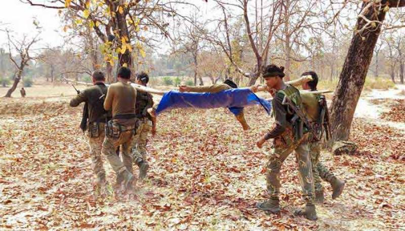 22 Indian soldiers killed in gun battle with Maoist rebels