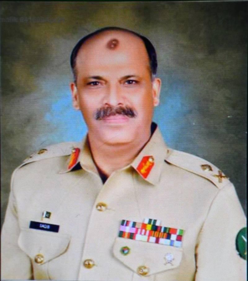 Pakistan Army promotes Saqib Mahmood Malik to Lt General: ISPR