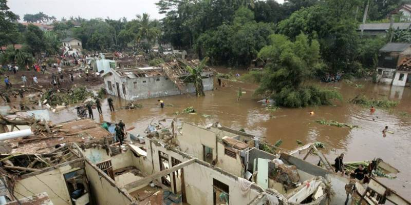 Over 100 killed in Indonesia, East Timor floods and landslide