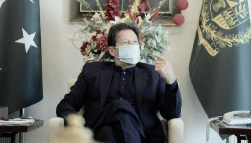 PM Imran resumes work after recovering from COVID-19