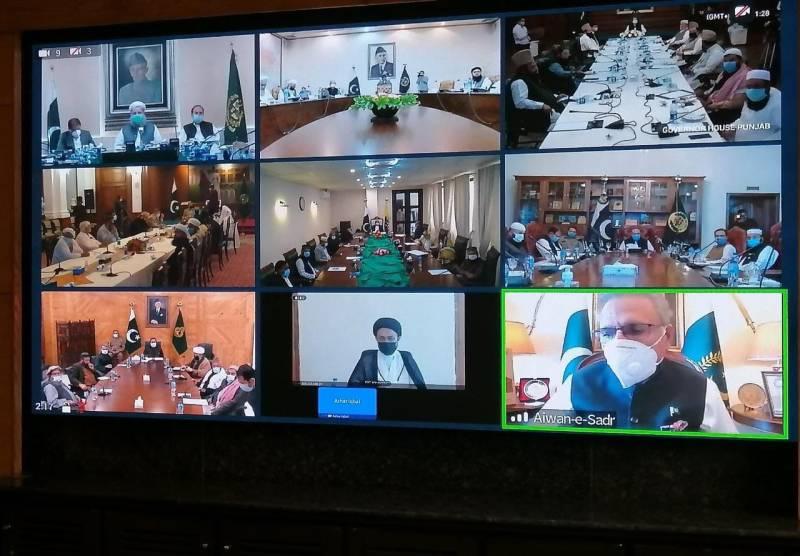 President Alvi urges Islamic scholars to follow COVID-19 SOPs during Ramadan