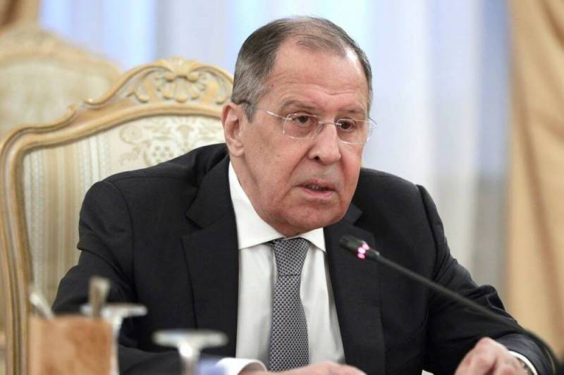 Russian foreign minister reaches Pakistan tomorrow on two-day visit