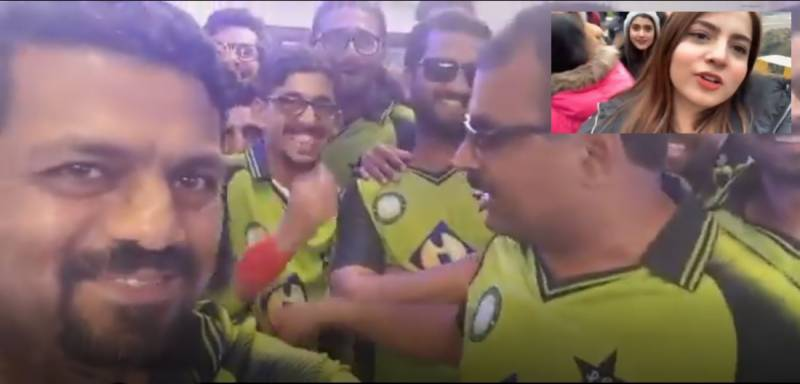 WATCH – Pakistan's blind cricket team go #Pawri after T20I series win over India