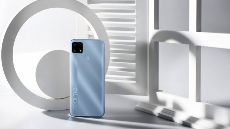 The realme C25 with 48MP Camera and a power-packed 6,000 mAh Battery all set to hit the shelves with 3 other trendy products