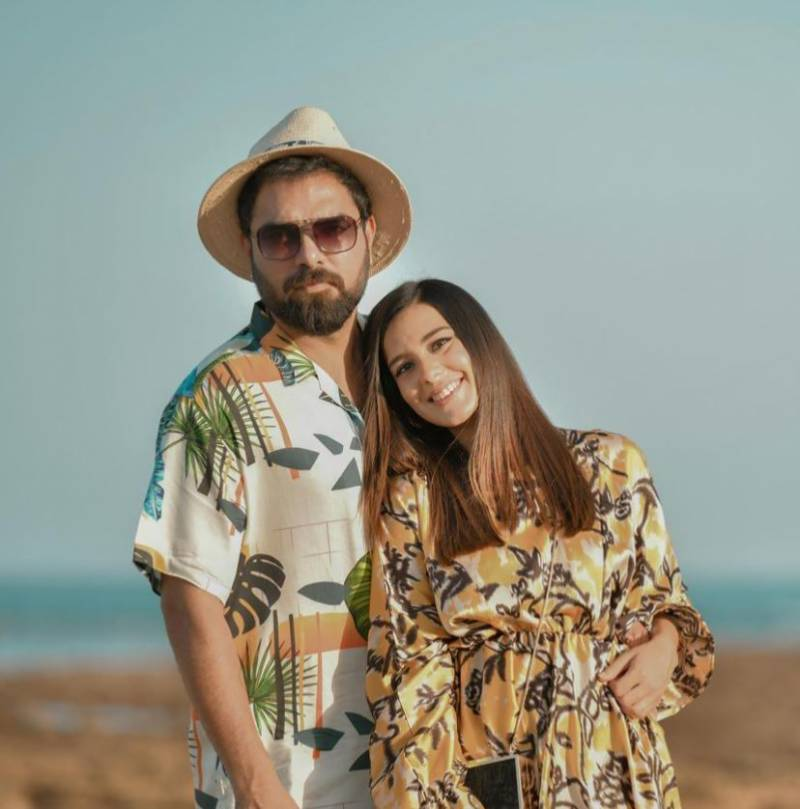 Iqra Aziz reveals why she chose Yasir Hussain as her life partner