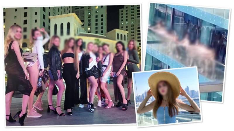Dubai police arrest 40 models over nude balcony shoot