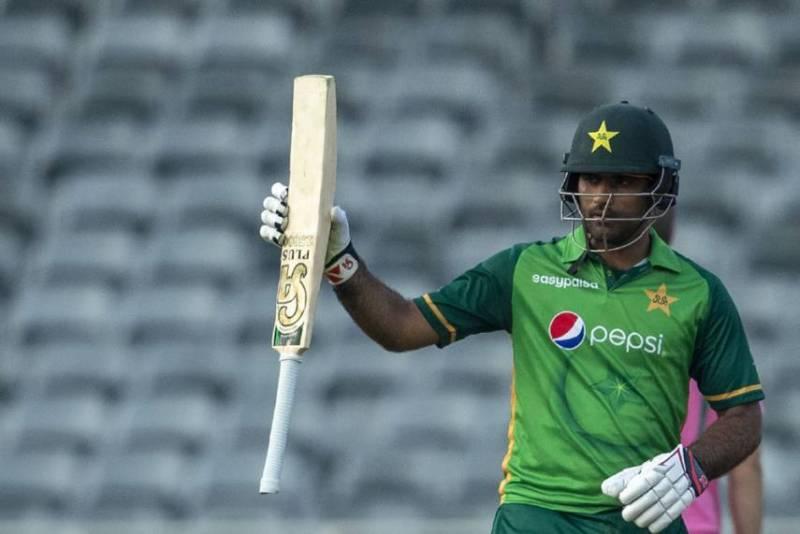 Fakhar Zaman sets new ODI record, leaves behind Zaheer Abbas, Babar Azam