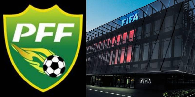 FIFA suspends Pakistan's membership over 'PFF hostile takeover'