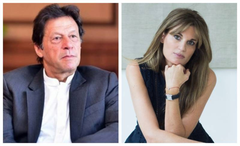 Jemima Goldsmith hits out at PM Imran over controversial comments linking rape with vulgarity
