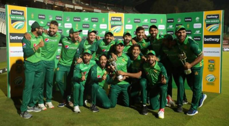 Pakistan rise to No 2 in ICC's Cricket World Cup Super League