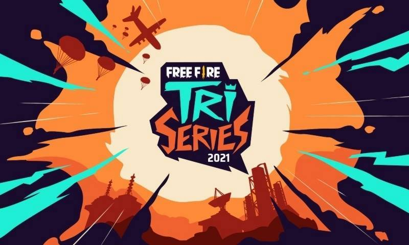 Pakistan taking on India again at Free Fire Tri-Series tournament