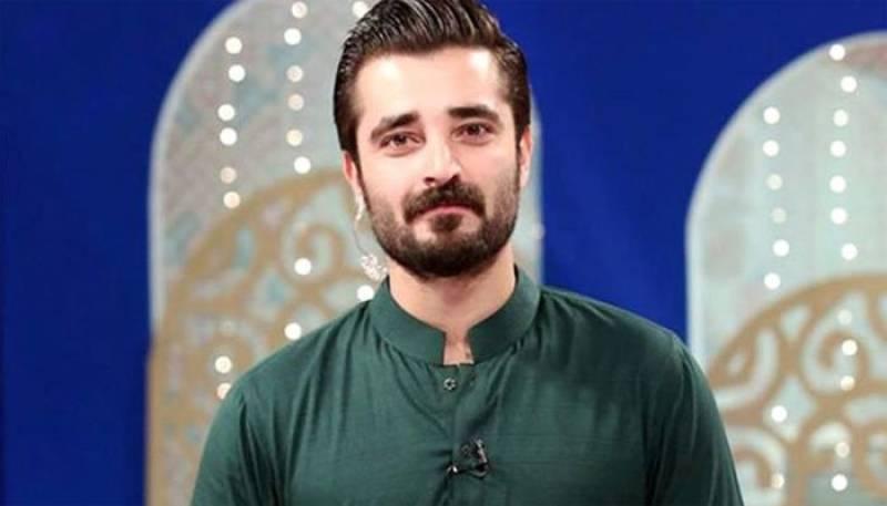 'God's message' – Hamza Ali Abbasi replies after Jemima hits back at PM over rape remark