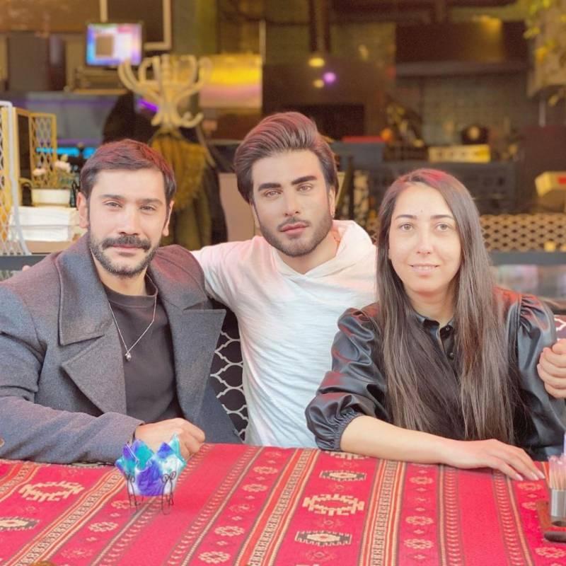Imran Abbas to host Ramadan show from Turkey