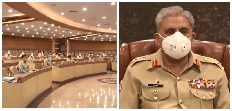 Pakistan's top military brass reviews LoC situation post India ceasefire (VIDEO)