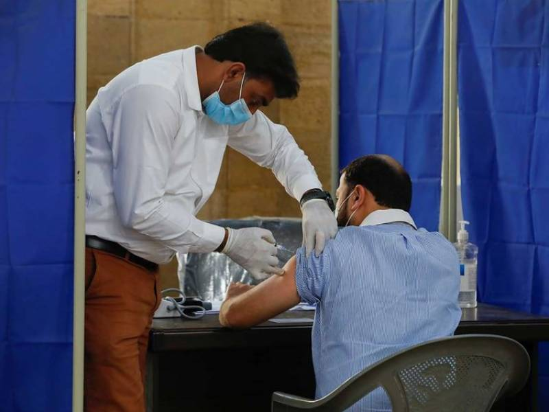Pakistan to open COVID vaccination registration for all citizens after Eid