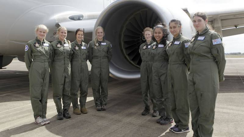 'We are all aviators' – Australian air force replaces word 'airmen' to end sexism