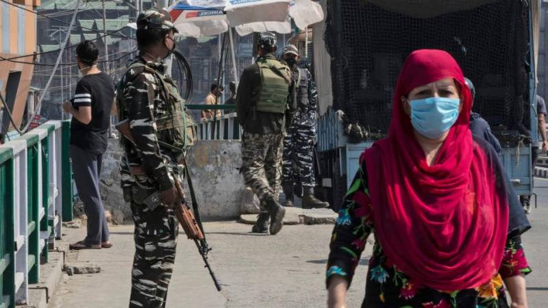 Seven young Kashmiris killed by Indian army in two days