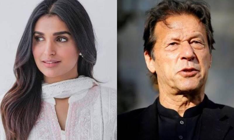 Amna Ilyas wants PM Imran to take back his statement on rape