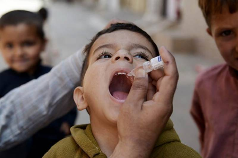 Anti-polio drive kicks off in Balochistan