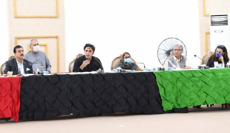 Bilawal Bhutto 'tears apart' PDM's show-cause notice to PPP
