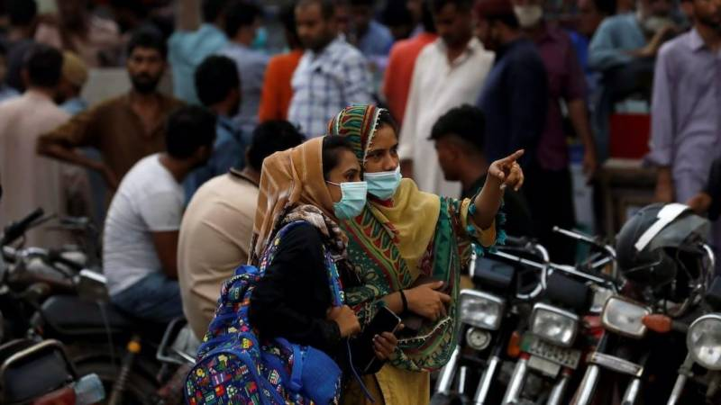 Pakistan records 5,050 new Covid-19 cases, 114 deaths in a day
