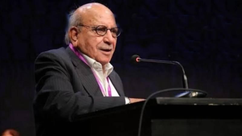 Human rights activist IA Rehman passes away aged 90